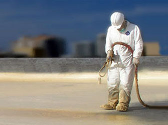 Spray Foam Roofing San Diego