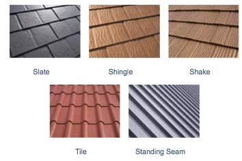 San Diego Metal Roofing Styles - San Diego Roofing Inc.