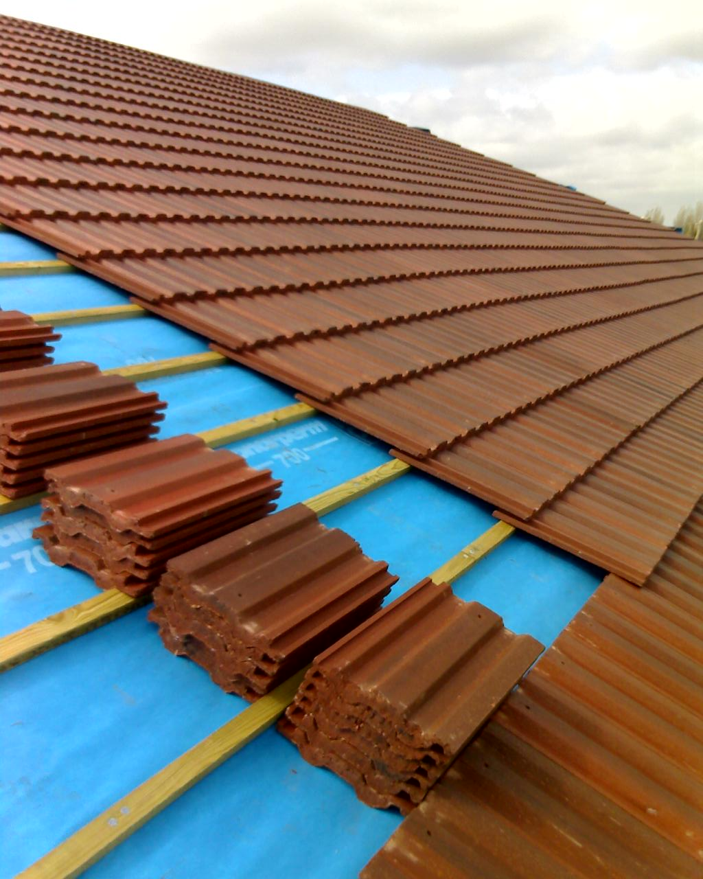 San Diego Roofing - Tile Roofing