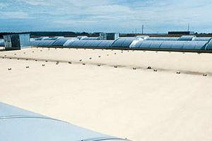 Industrial Roofing TPO