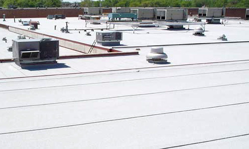 San Diego Commercial Modified Bitumen Roofing System