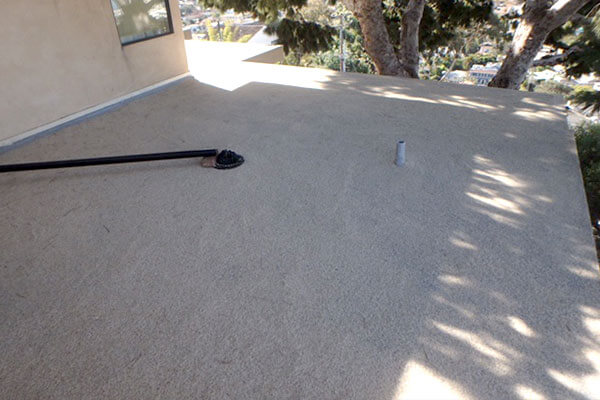 San Diego Roofing - La Rolla Roofing System