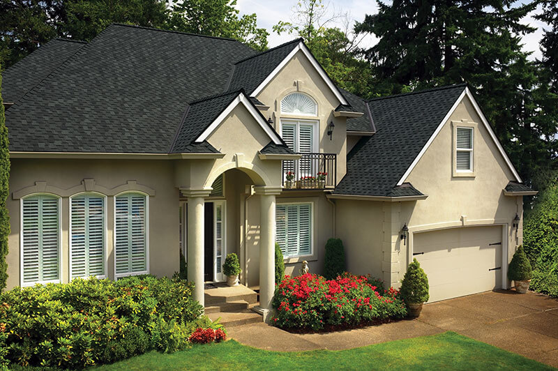San Diego Roofing Asphalt Premium Shingles - GAF Grand Sequoia