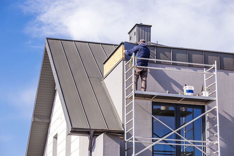 San Diego Metal Roofing Systems