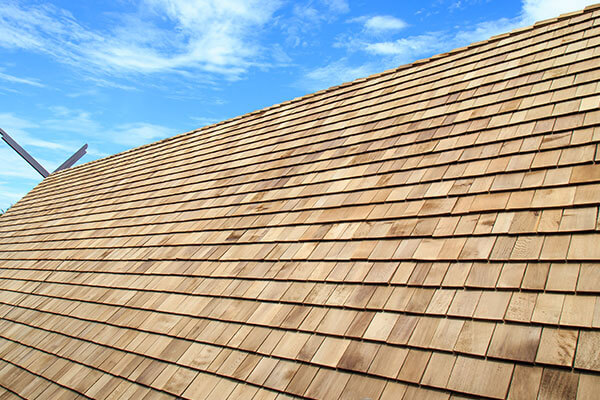 San Diego Wood Shingle Roofing
